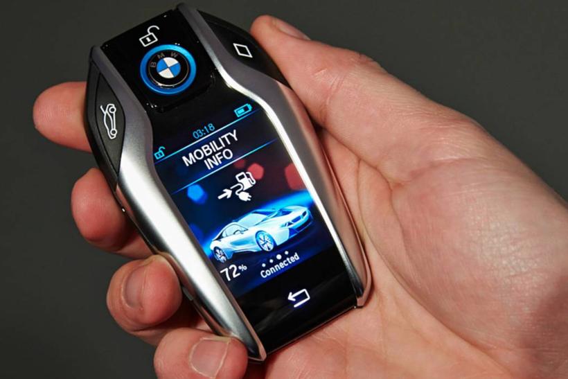 汽车智能钥匙